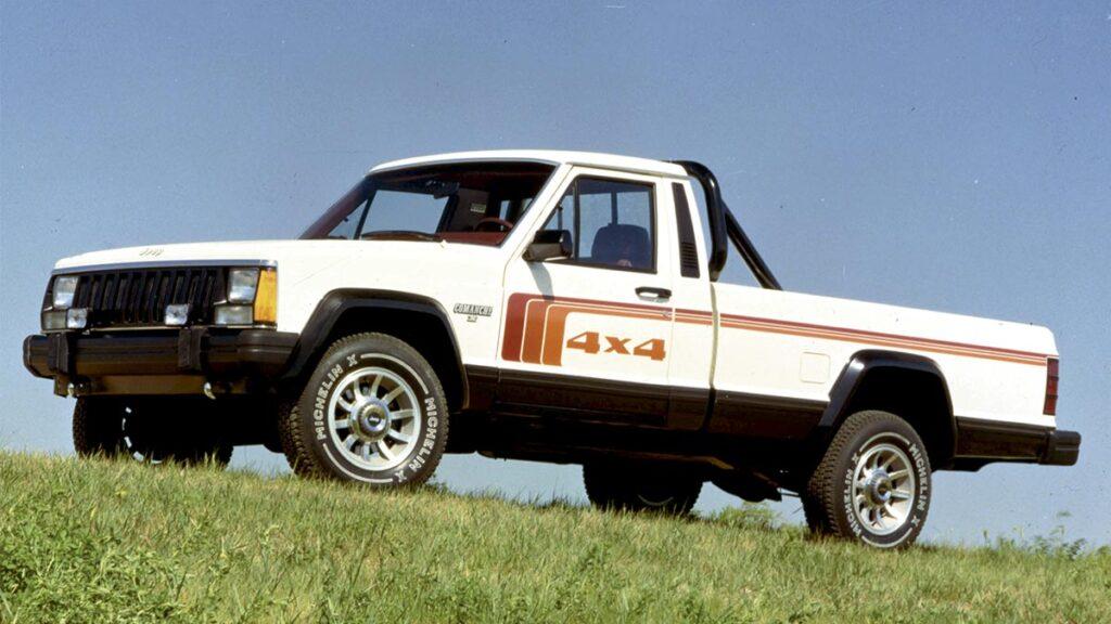 1986 MJ Comanche