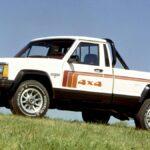 Jeep MJ Comanche (1986)