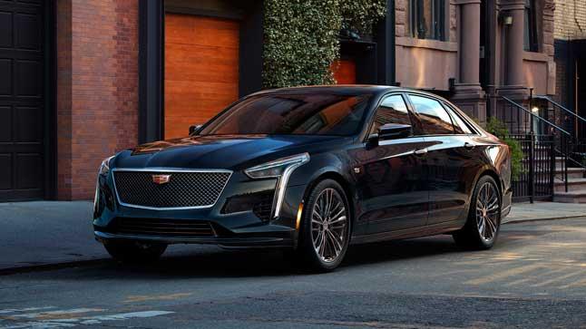 El Cadillac CT6 2018 montará una dashcam de serie