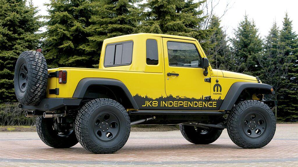 2011 Wrangler JK8 Independence