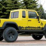 Jeep Wrangler JK8 Independence (2011)