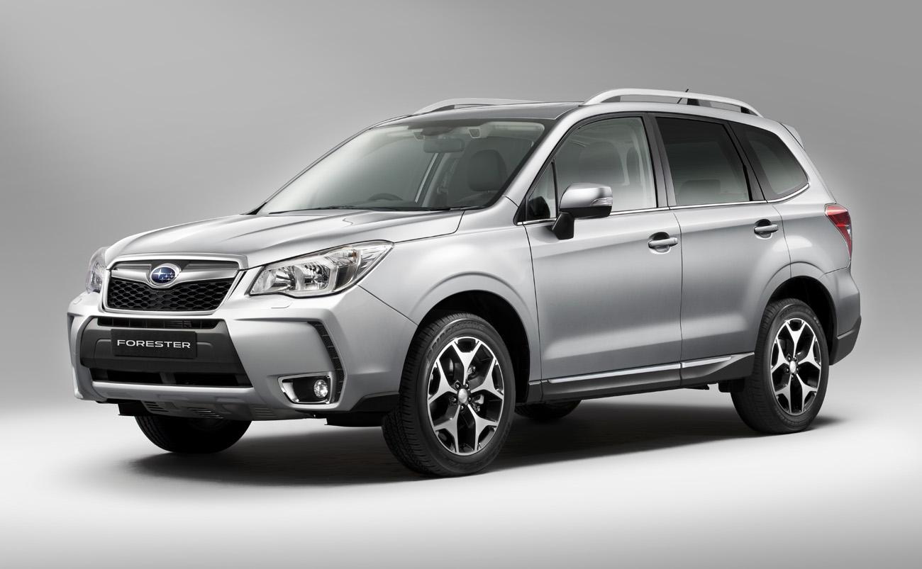 Subaru Forester 2013: Ya hay imágenes oficiales