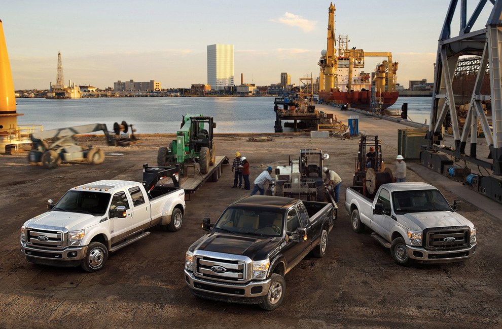 2014 ford f series 1