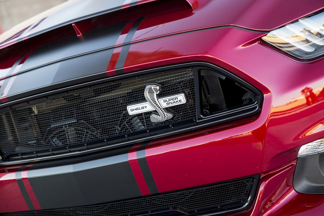 2015 ford shelby super snake100514555l