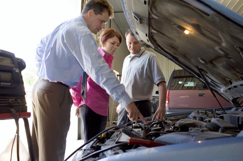 Cómo se camuflan los fallos de un coche de ocasión