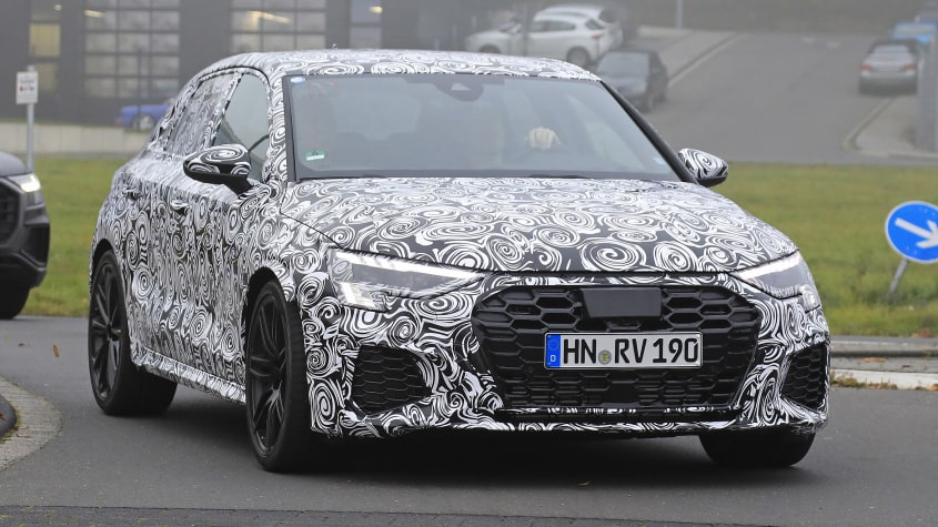 2020 audi rs3 spies