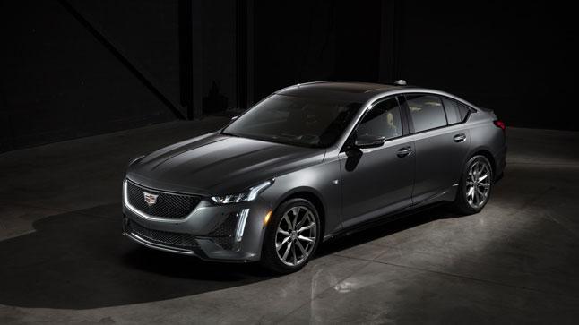 Cadillac CT5: así es el sustituto del Cadillac CTS