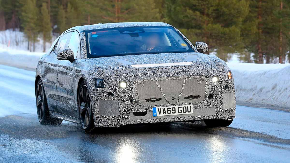 2020 jaguar xj electric