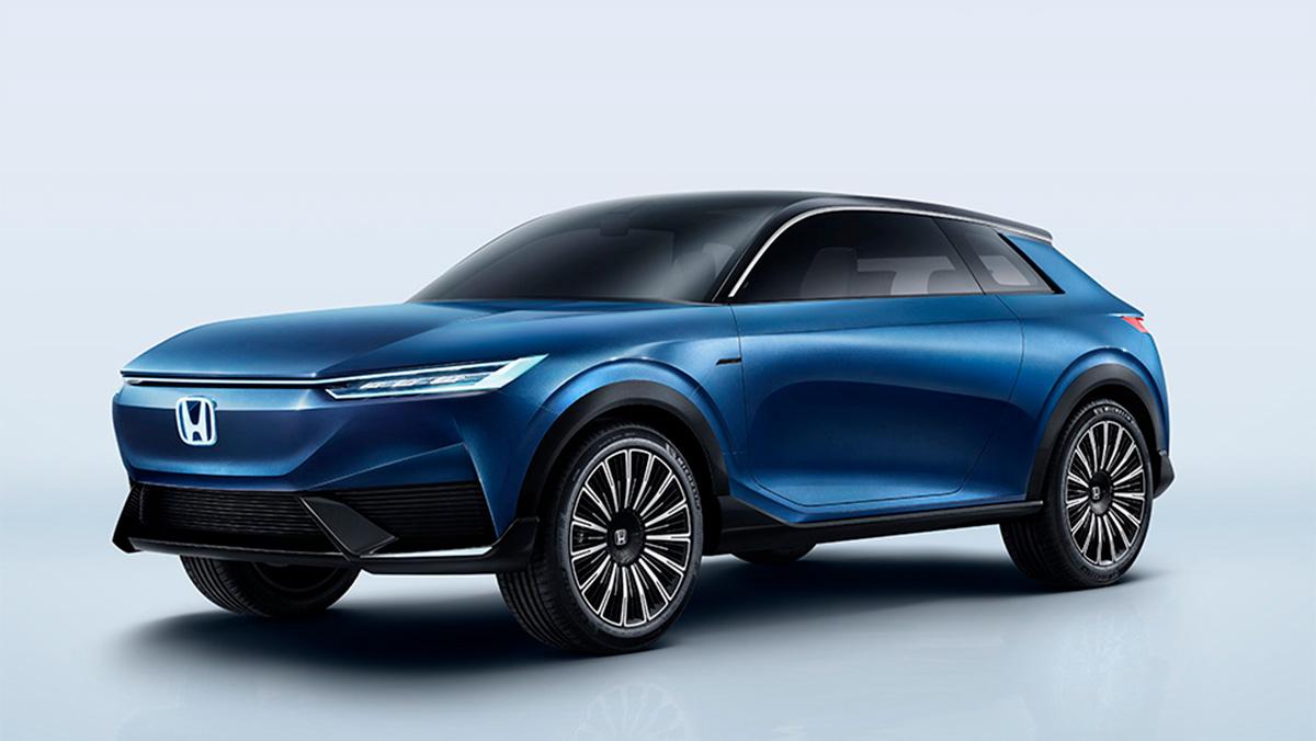 Honda SUV e:concept: la firma japonesa anuncia los primeros detalles de su segundo modelo eléctrico