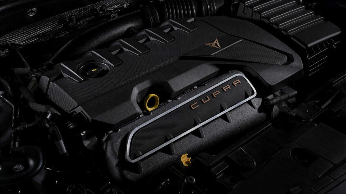 Cupra Formento VZ5 motor