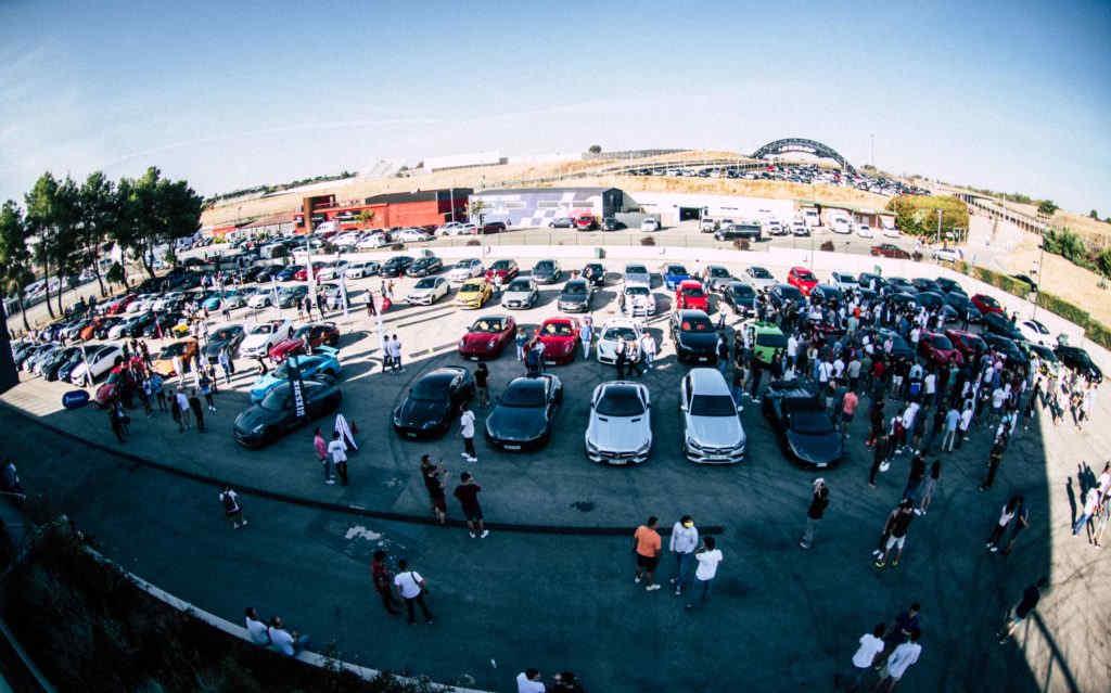 Agenda EVO: eventos, concentraciones y pruebas de motor