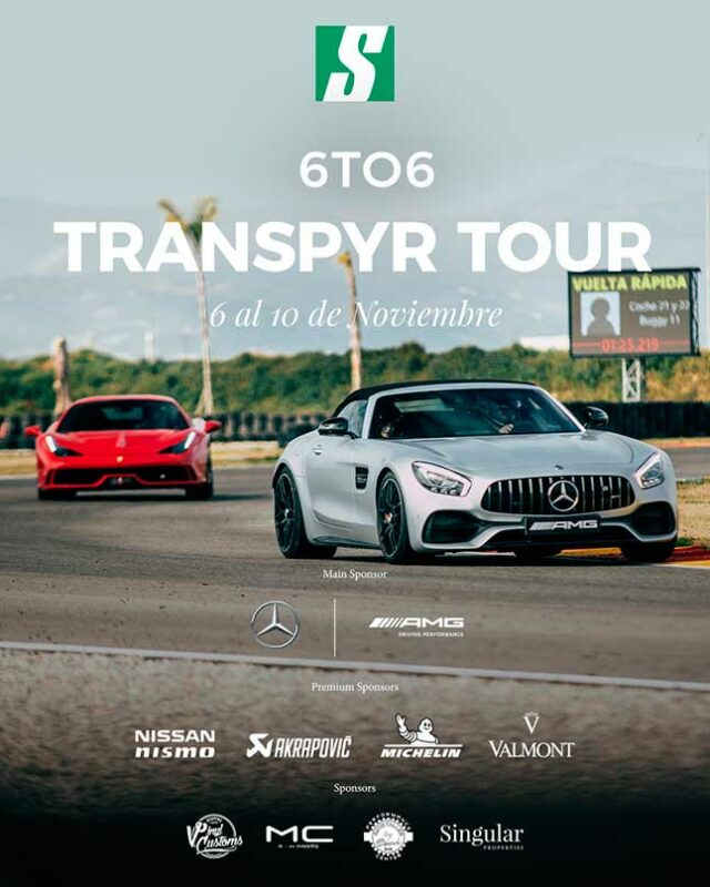 6to6 transpyr tour