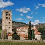 GR151. Camí Oliba. Abadia Sant Miquel Cuixa