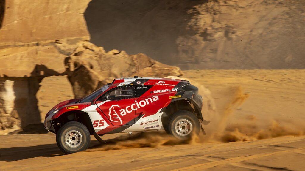 Acciona-Team-Sainz-Extreme-E