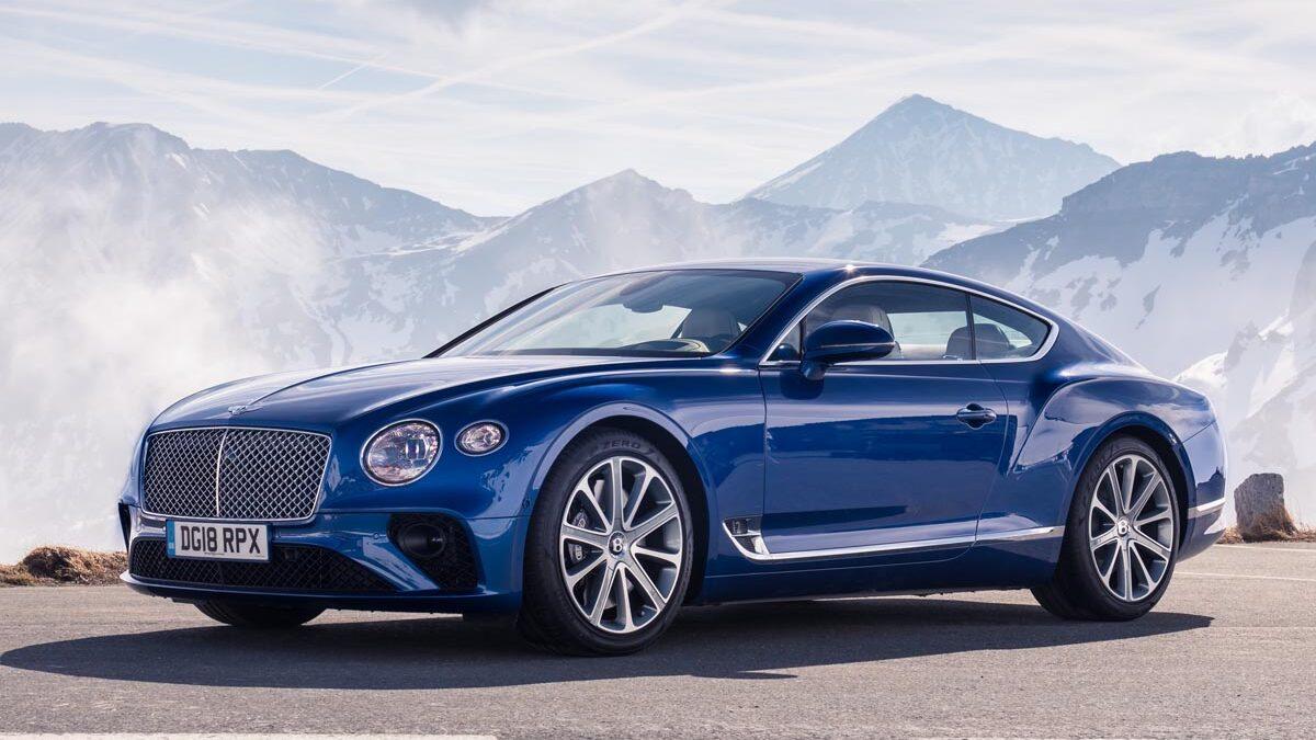 Bentley Continental GT/GTC