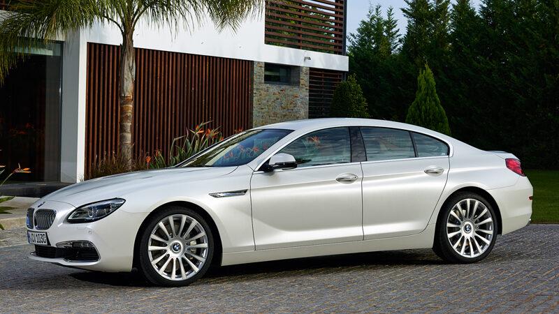 BMW Serie 6 Grand Coupé