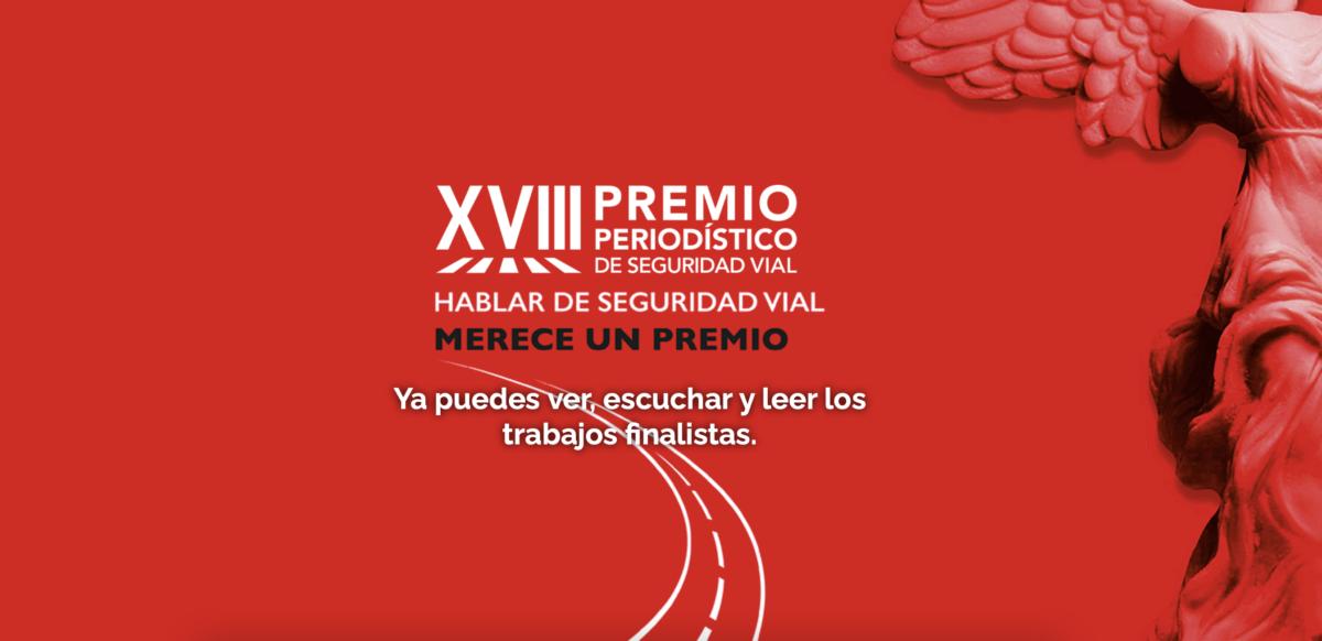 Premio Periodístico de Seguridad Vial de la Fundación Línea Directa
