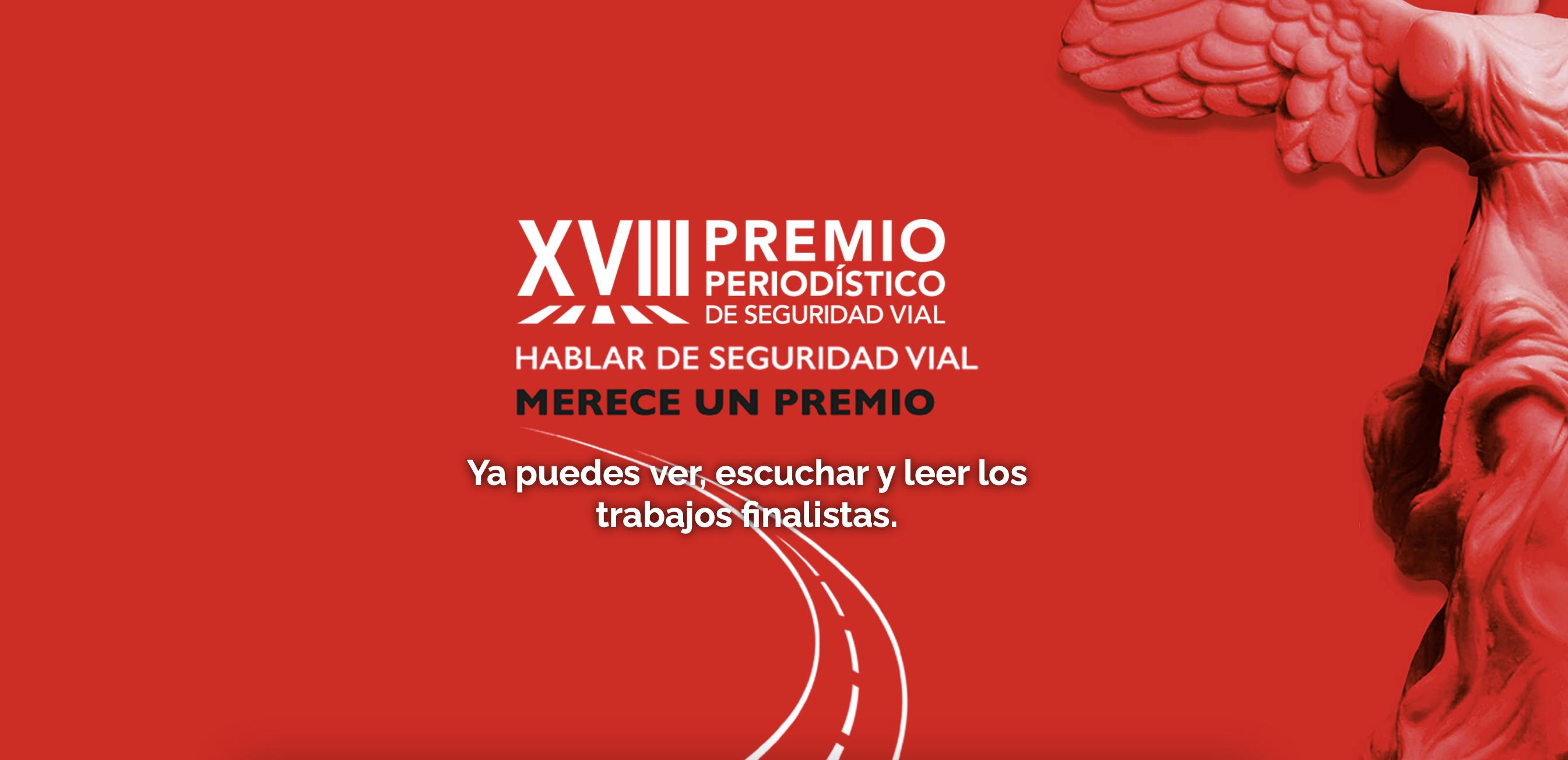 Autofácil, entre los finalistas nominados al Premio Periodístico de Seguridad Vial de la Fundación Línea Directa