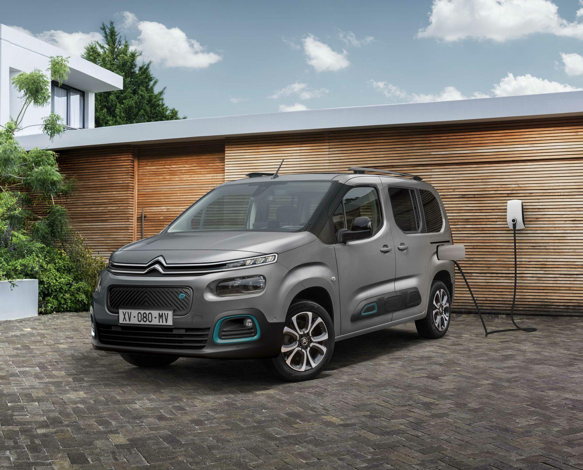 Nuevo Citroën ë-Berlingo