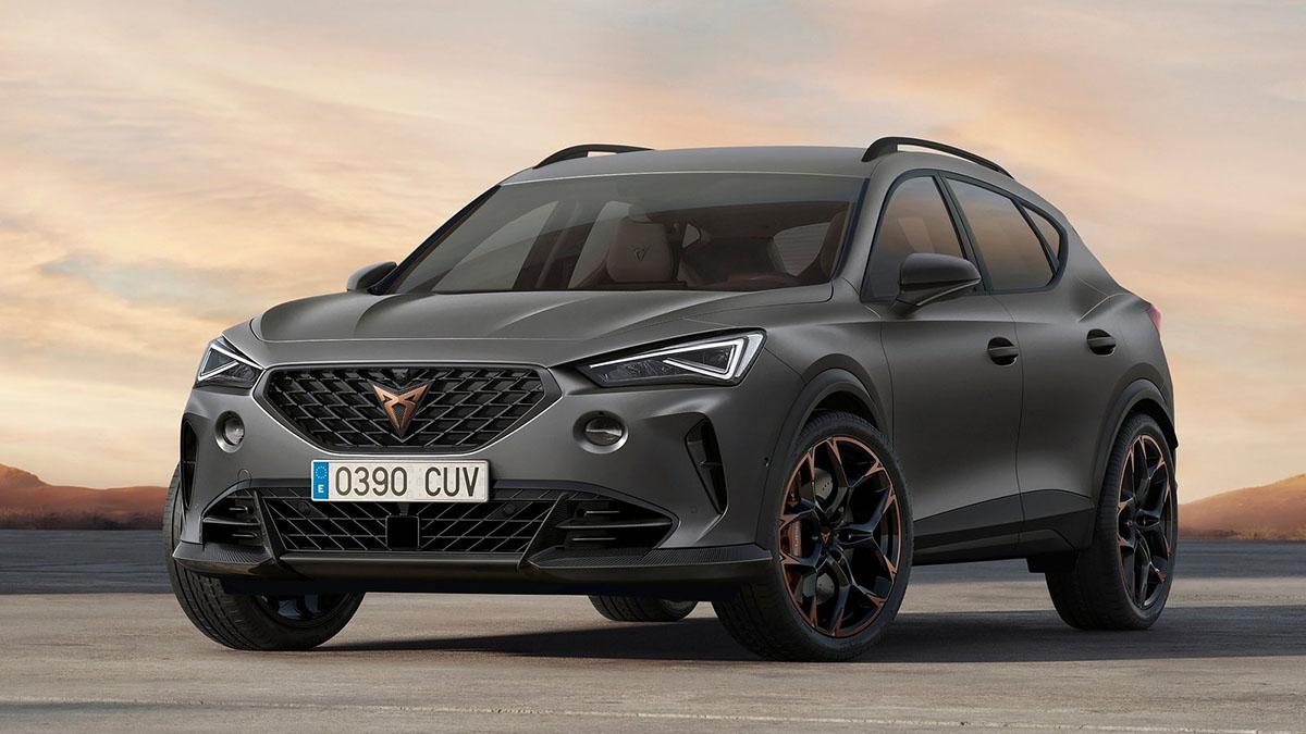 Probamos el Cupra Formentor VZ5 2021: más deportivo que SUV