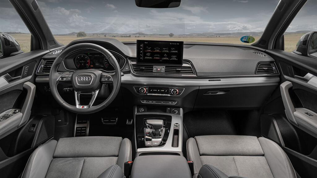Audi Q5 Sporback interior