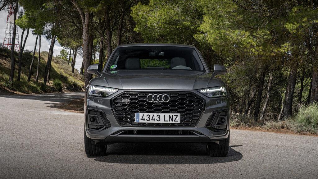 Audi Q5 Sportback frontal