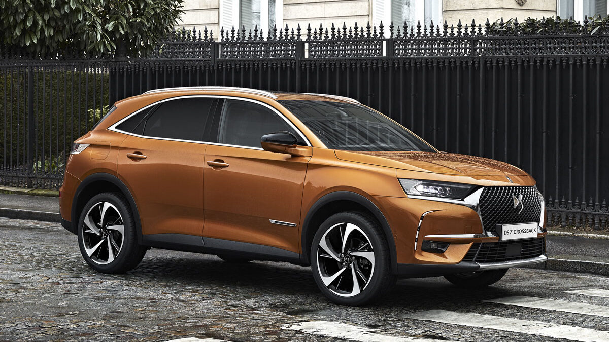 ds 7-crossback