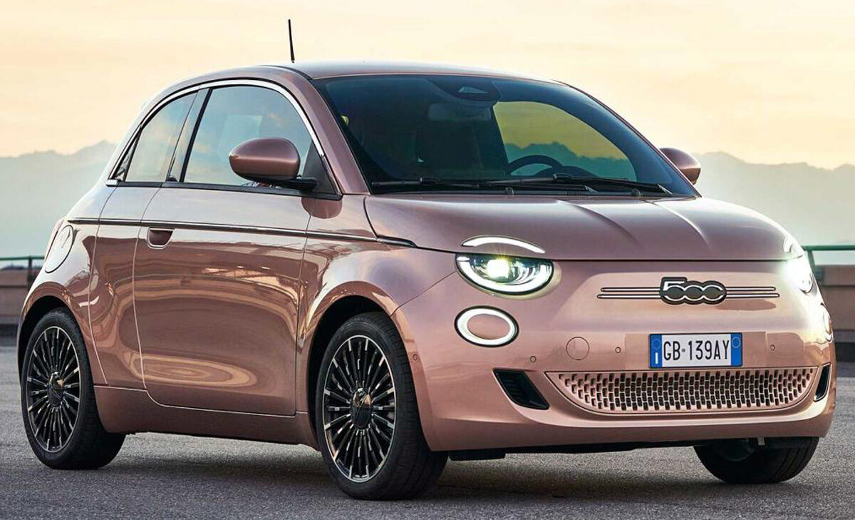 Fiat 500/500C