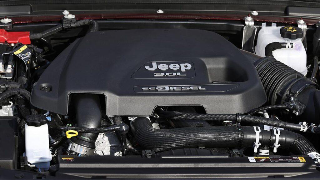 Jeep Gladiator prueba
