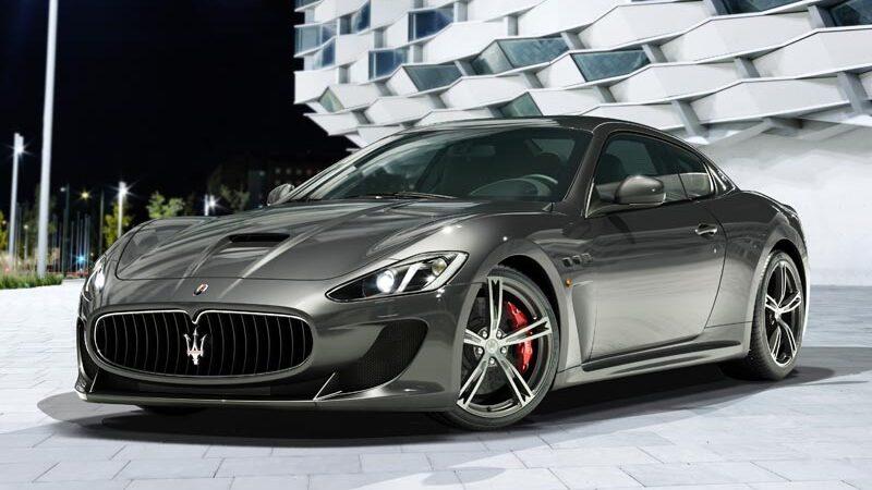 Maserati GranTurismo/GranCabrio