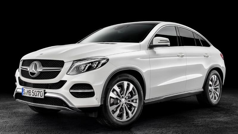 mercedes-benz gle-coupe