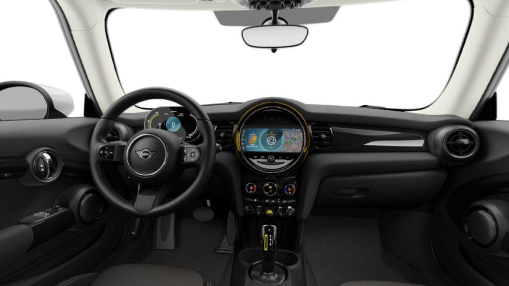 Mini Cooper SE 2021 interior