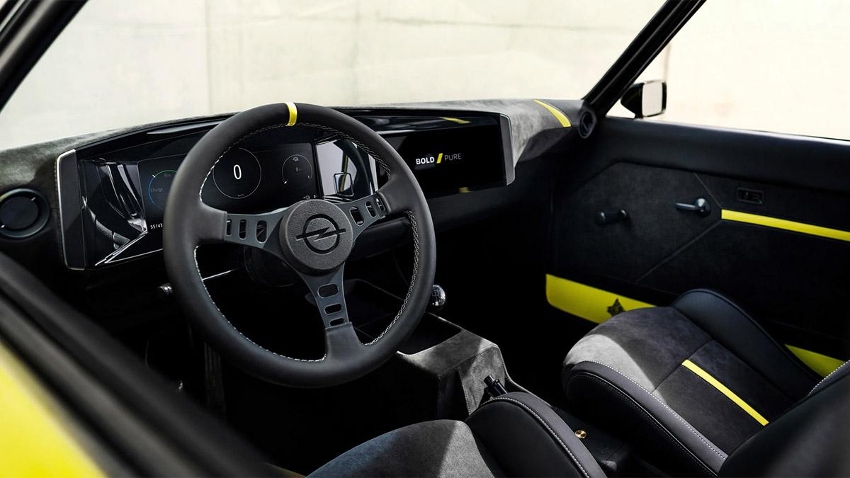 Nuevo Opel Manta GSe ElektroMOD