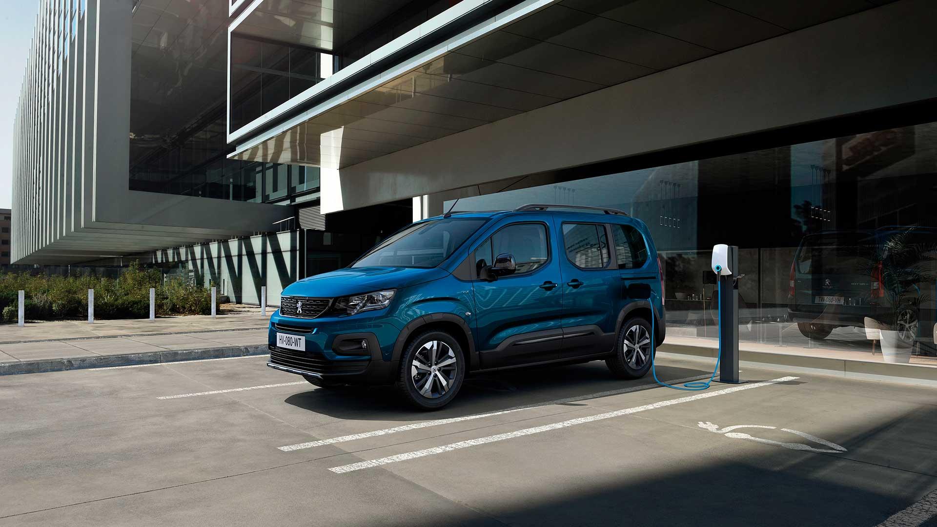 Nuevo Peugeot e-Rifter: ya disponible desde 29.250 euros