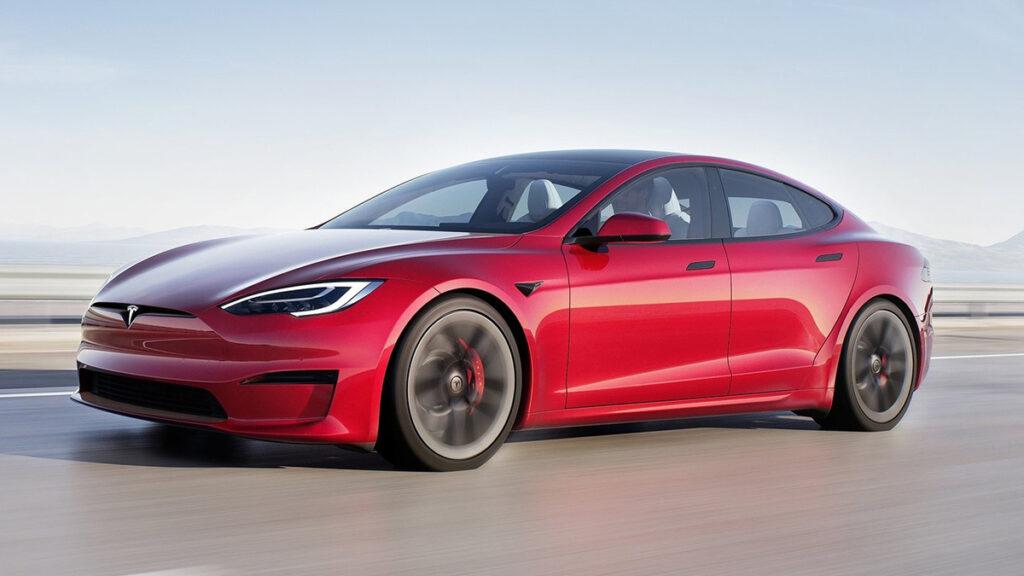 Tesla Model S-coches-electricos