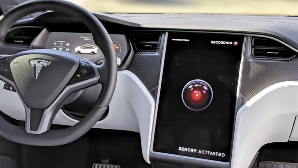 Tesla Sentry Mode Model S and X e1553799739820