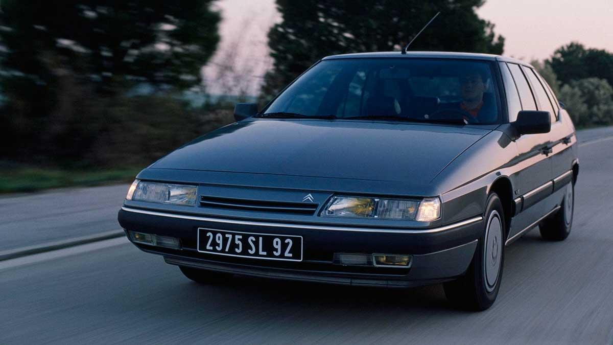 Historia del Citroën XM: un modelo que redefinió el término confort