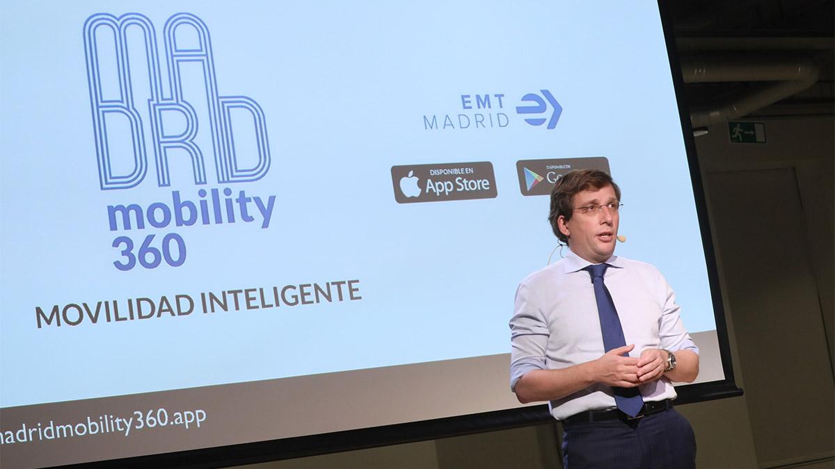 Madrid Mobility 360: la nueva app de la EMT que unifica todos los medios de movilidad de la capital