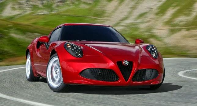 Alfa Romeo 4C, único en su especie