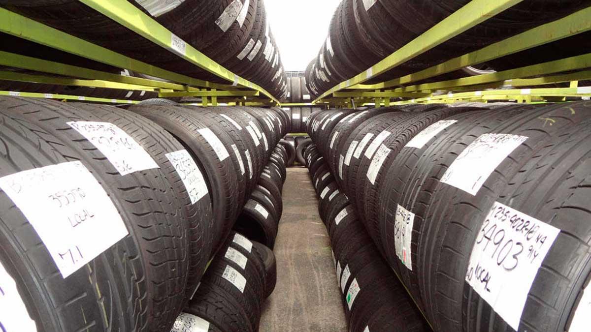 Continental anuncia la sustitución voluntaria de 822 neumáticos para turismos, por un posible fallo de fabricación