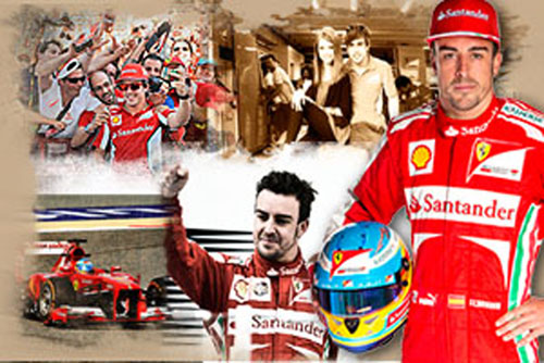 alonso collage