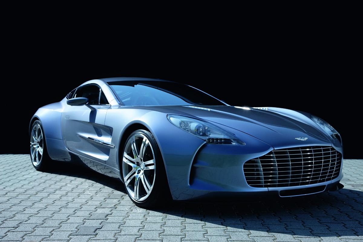 6 alternativas «más asequibles» al Aston Martin One-77