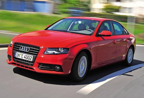 Audi A4 (2009) 2.0 TDie