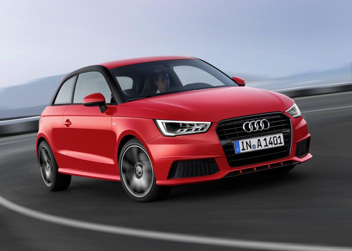 Audi A1 2015: Primera prueba