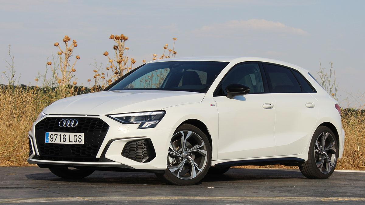 El Audi A3 2021 estrena motor gasolina… ¡y te enamorará con sus 190 CV!