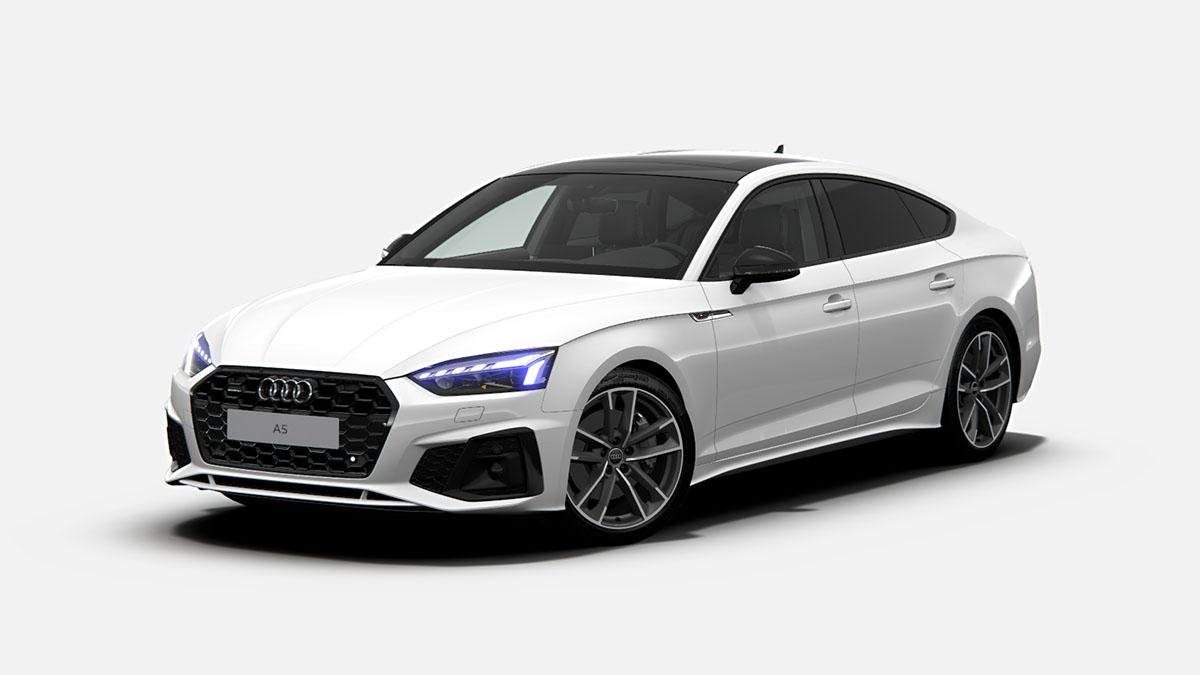 El Audi A5 Sportback 2021 hace frente a la moda SUV ¡con más potencia!