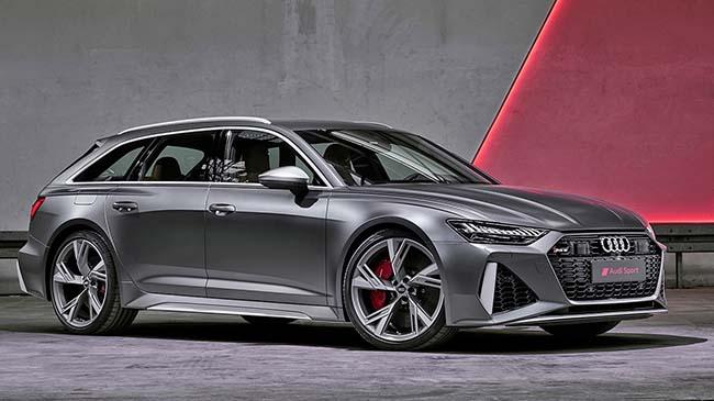 Audi RS6 Avant: 600 CV para uso diario