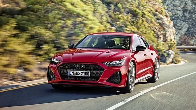 Audi RS 7: Segunda generación del gran turismo más potente de Audi