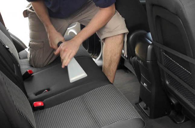 Cómo limpiar los asientos de tu coche… a fondo