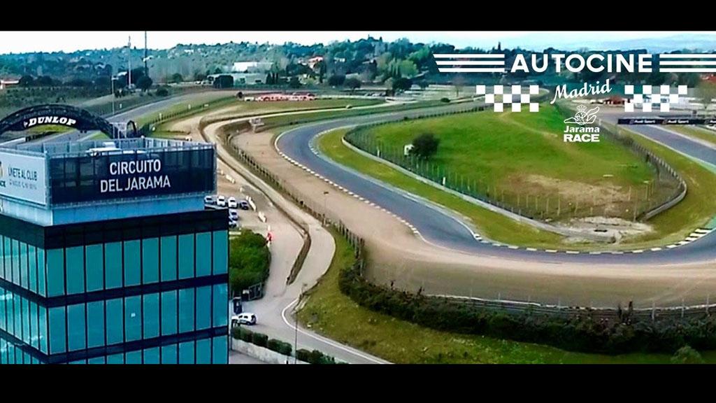El Autocine Madrid Race llega al Circuito del Jarama